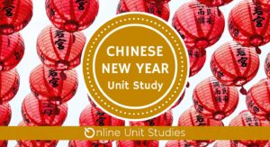 Chinese New Year Online Unit Study. Visit our Techie Homeschool Mom & watch the preview video to learn more.