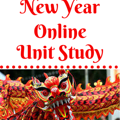 Chinese New Year Online Unit Study