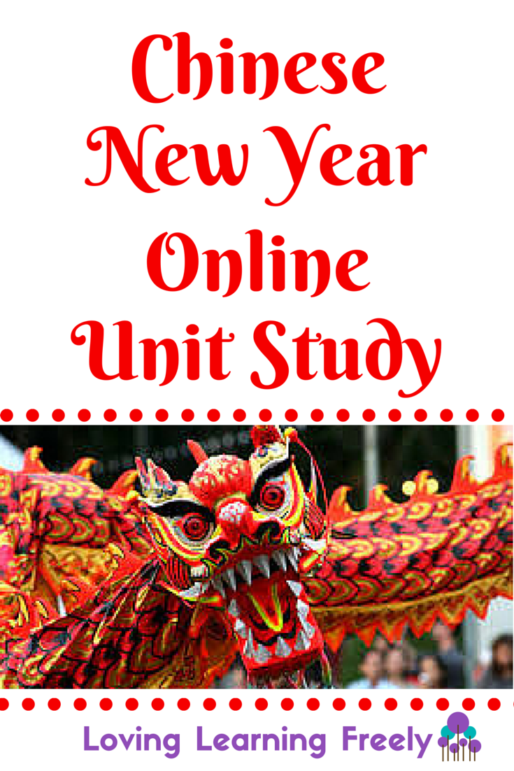 Chinese New Year Online Unit Study. Visit our blog & watch the preview video to learn more.