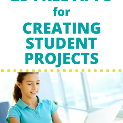 25 Free Webtools for Creating Homeschool Projects