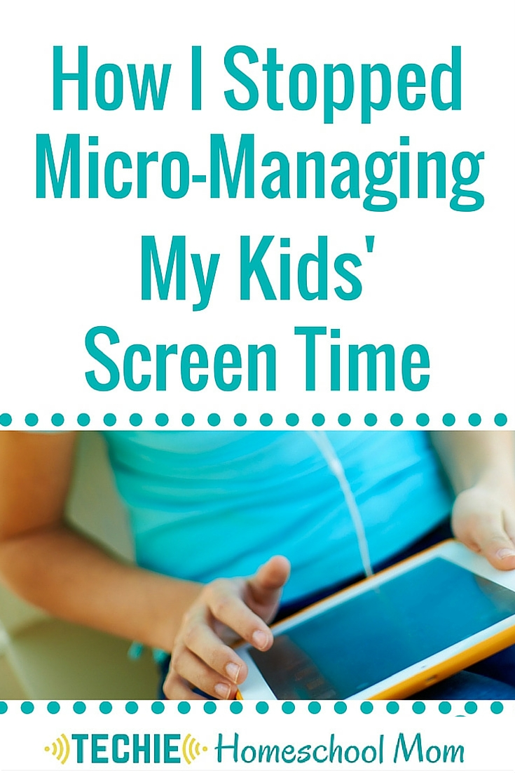 graphic regarding Screen Time Rules Printable known as Why I Stopped Functioning My Small children Display Period - Techie
