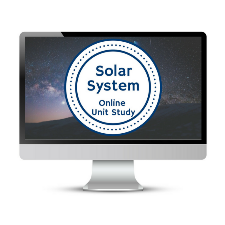 Learn about the Solar System with Online Unit Studies. This homeschool curriculum integrates multiple subjects for multiple ages of students. Access websites and videos and complete digital projects. With Online Unit Studies' easy-to-use E-course format, no additional books and print resources are needed. Just gather supplies for hands-on projects and register for online tools.