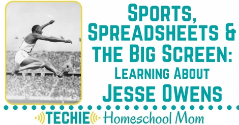 sports spreadsheets and the big screen learning about jesse owens