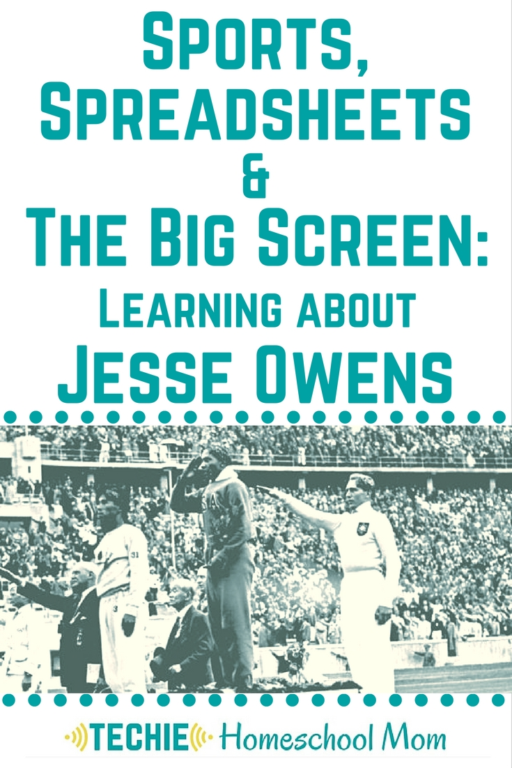 Learn about America's great athlete, Jesse Owens with sports, spreadsheets and a movie. This mini-unit study is a sample of the Famous Birthdays Online Unit Study.