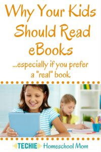 Why Your Kids Should Read eBooks
