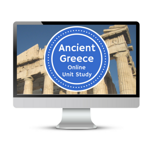 Learn about Ancient Greece with Online Unit Studies.