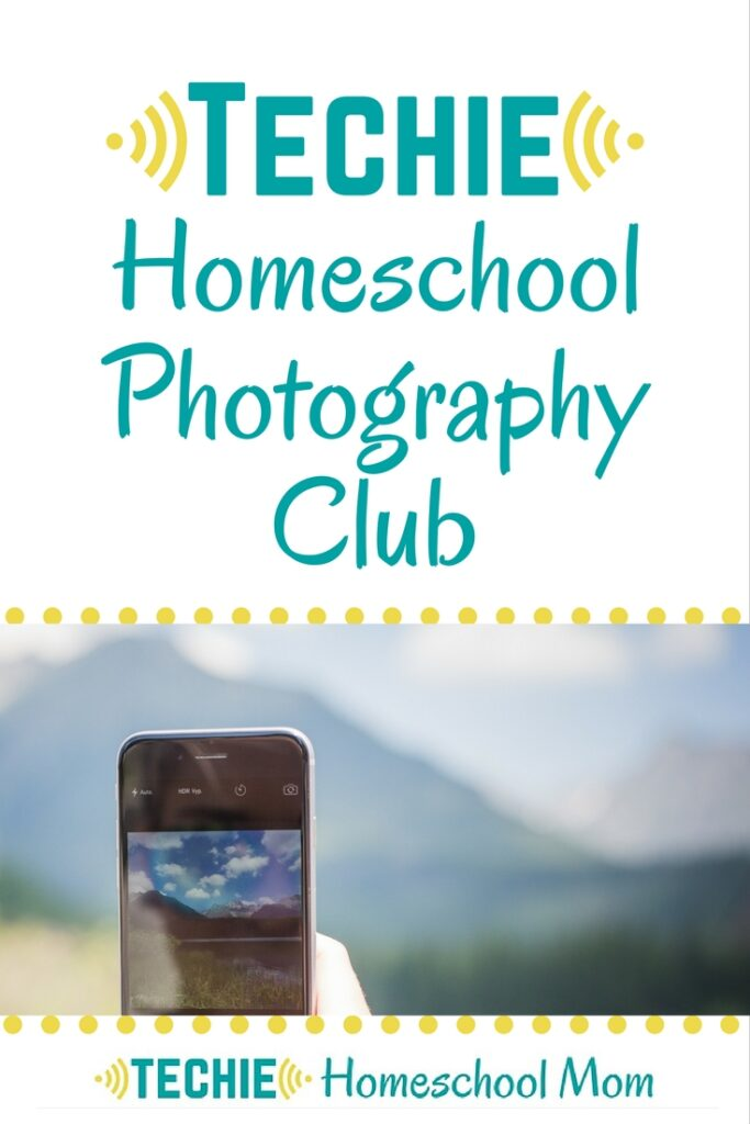 Join us for 12 weeks of photo adventures. Connect with other homeschoolers and learn about photography, graphic design, video production through this online club.