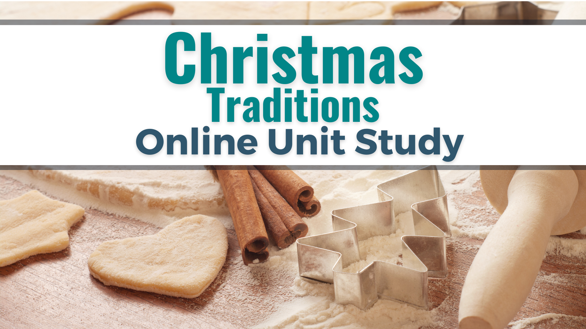 Learn about Christmas Traditions with Online Unit Studies. Online Unit Studies integrate multiple subjects for multiple ages of students. Students access websites and videos and complete digital projects. With Online Unit Studies' easy-to-use E-course format, no additional books and print resources are needed. Just gather supplies for hands-on projects and register for online tools.