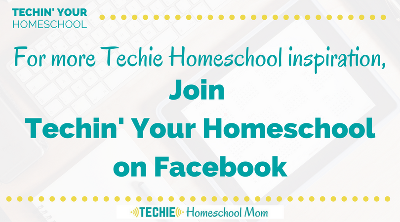 Techin' Your Homeschool: A community of Techie Homeschool moms