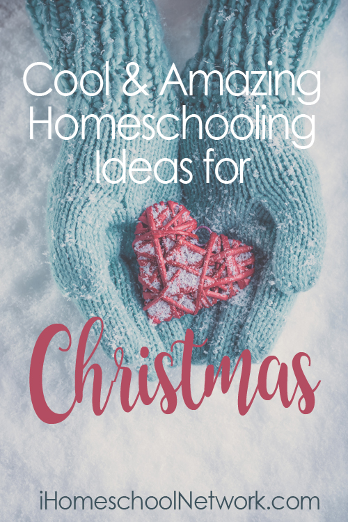Cool and Amazing Homeschool Ideas for Christmas
