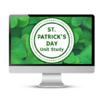 Learn about St. Patrick's Day with Online Unit Studies.
