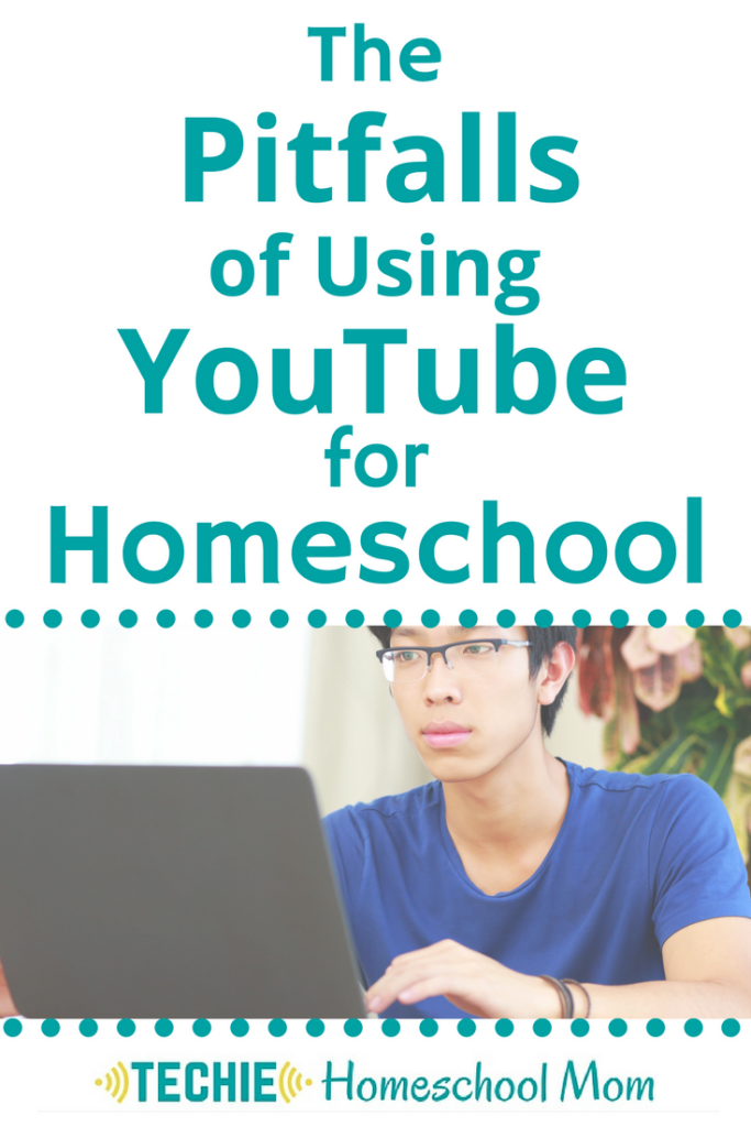 YouTube plays a big role in homeschooling. However, there are a few pitfalls that should have you considering whether YouTube is the best thing for your home education. Read to find out more.