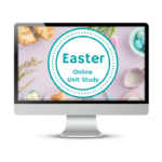 Easter Online Unit Study