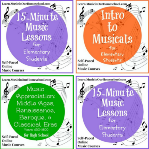 Online Courses for Music