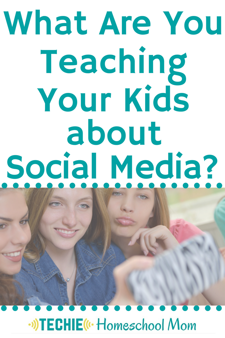 It's your responsibility to teach your children healthy social media habits while they're in your care. Just like you need to let them experience money so that they grow up to be fiscally responsible, you need to let them experience social media so that they grow up to be digitally responsible. Read to find out how to get started teaching your kids about social media