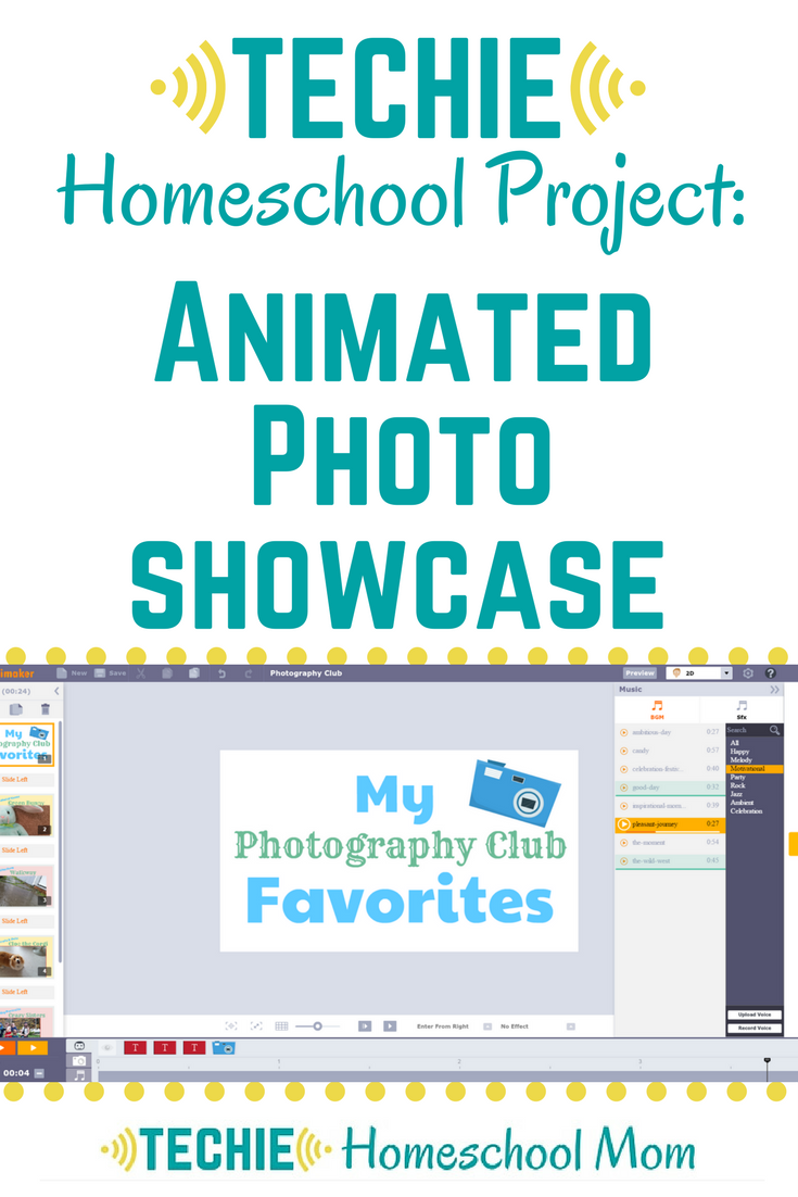 Learn how to use Animaker to create an animated video with images and text. Kids discover the basics of computer animation and video production. Your kids learn to how to add elements, create a sequence, set timing, add sound effects and more.