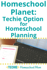 When I first looked at this online homeschool planner, I thought it seemed way too rigid for my family. But, once I tried it out I realized how wrong I was. Homeschool Planet's reschedule feature works great for flexible families. It's a great option for techie homeschool planning.