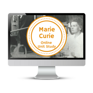 Learn about Marie Curie with Online Unit Studies.