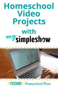 Create Homeschool Video Projects with mysimpleshow