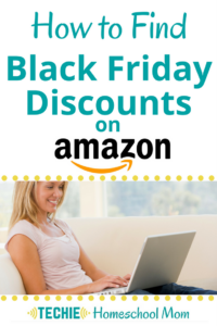 How to Find Black Friday Discounts on Amazon