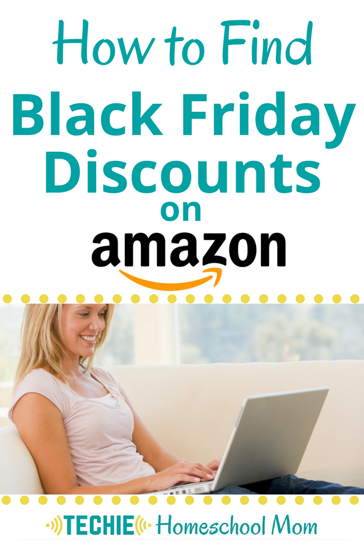 How do you make sure you don't miss any Black Friday discounts on Amazon? Follow these tips.
