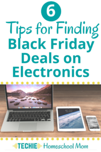 6 Tips for Finding Black Friday Deals on Electronics