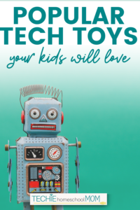 Looking for the best tech toys for kids? This list will give you some ideas for presents any kid will love.