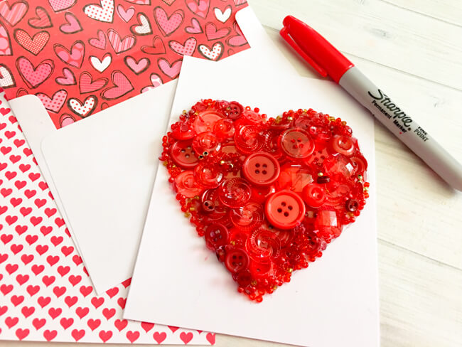 valentine card craft ideas simple s day cards can make 5638
