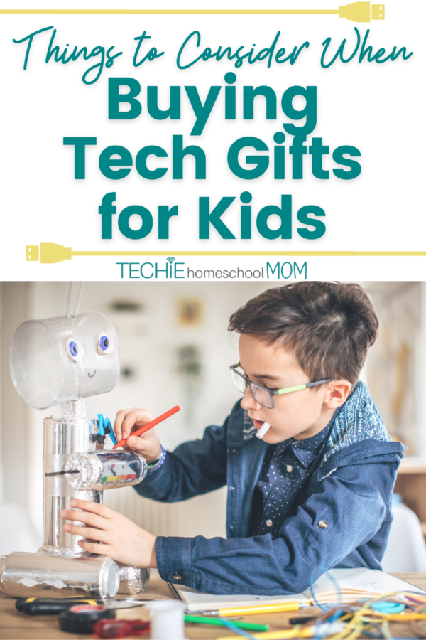 When buying a gift for a tech-loving kid, you might feel a little clueless about which option is best. These tips will help you make a good decision.