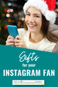 Got someone in your life who is a huge Instagram fan? They'll like these Instagram gift ideas so much that they'll probably take a selfie with their new gadget!