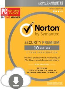 Top rated computer security software
