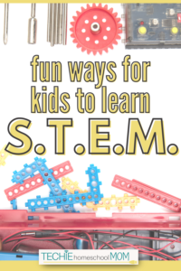Discover monthly STEM-themed Subscription Boxes that are a perfect addition to your homeschool lesson plans.