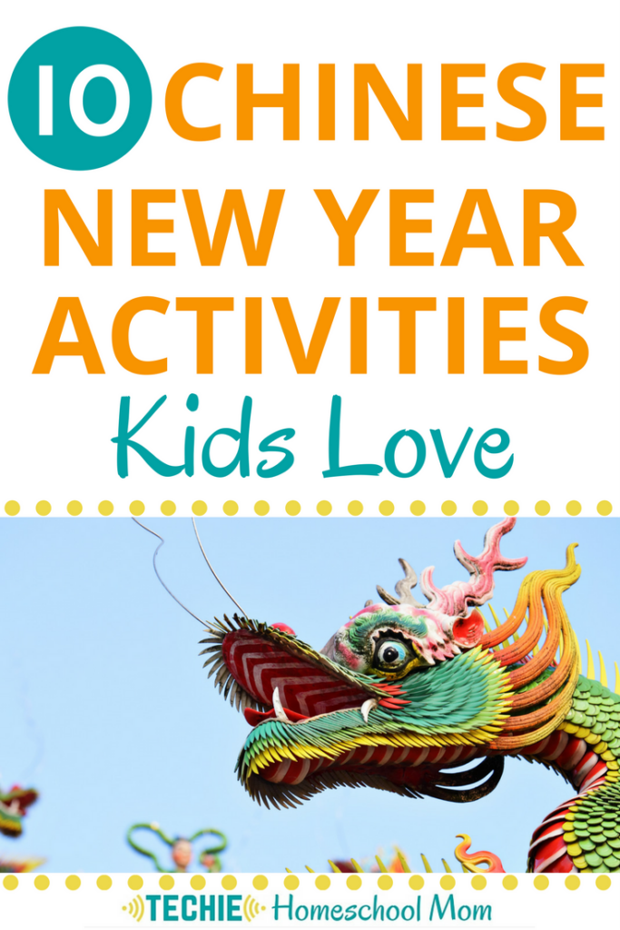Help your kids learn about traditional Chinese New Year with these ten activities they will love.