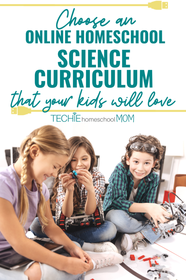 Discover online homeschool science curriculum to help you choose a homeschool science program your kids will love.