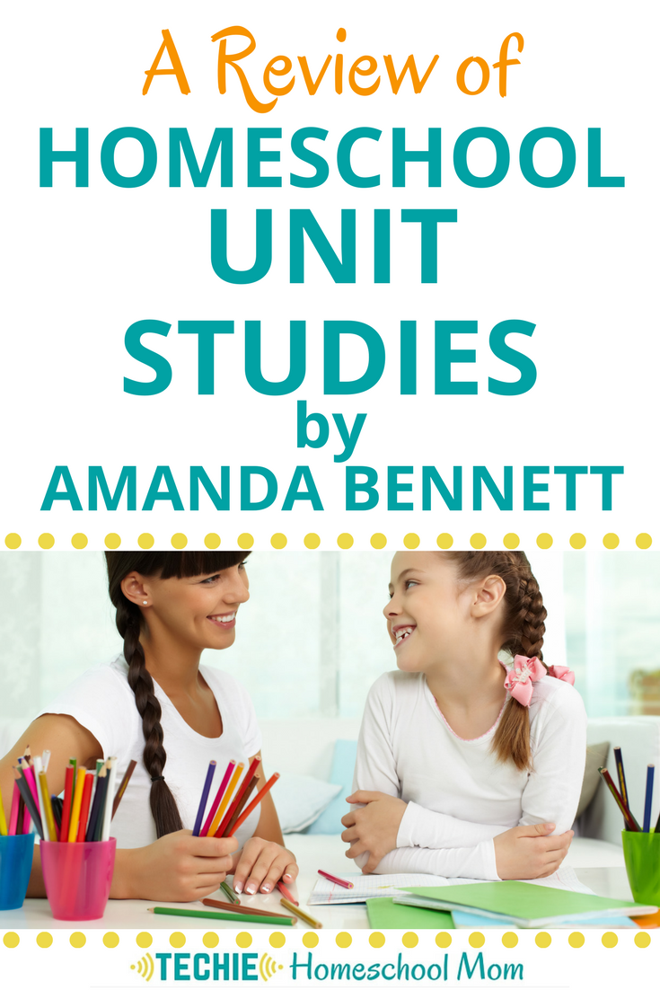 We've tried Unit Studies by Amanda Bennett for our homeschooling. Liked some things about it, didn't like others. Here's my honest opinion.