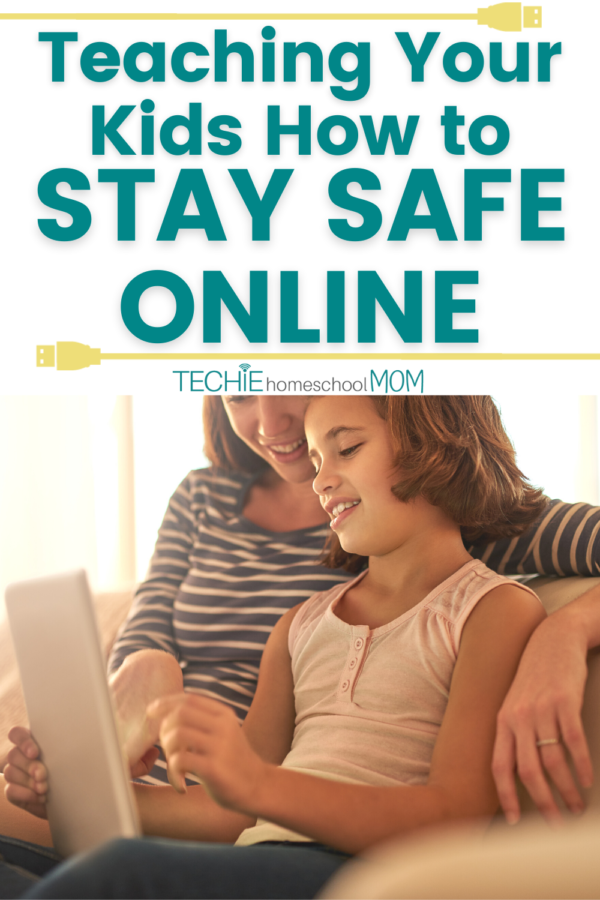 Guess what? You NEED to be teaching your kids how to be safe online. Here are some great tips to help you talk to your kids about internet safety.