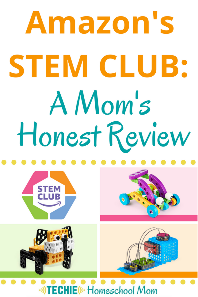 Have you heard of Amazon's STEM club? Every month, they send you a toy to encourage learning about science, technology, engineering and/or math. Read to get my opinion of the subscription box.