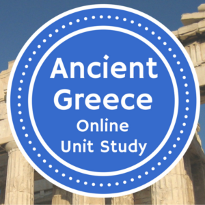 Ancient Greece Online Unit Study