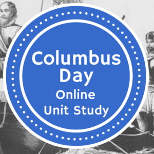 Columbus Day Online Unit Study