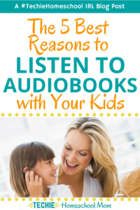 If you're not streaming audiobooks for your kids, you're missing out. Find out how listening to books online can make your life easier.