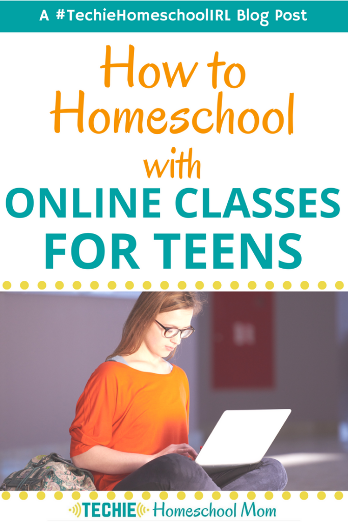 Using Online Classes is the Way to Go When Homeschooling Teens. But There's A Lot to Consider When Choosing the Best Course for Your Teen. Read These Great Tips.