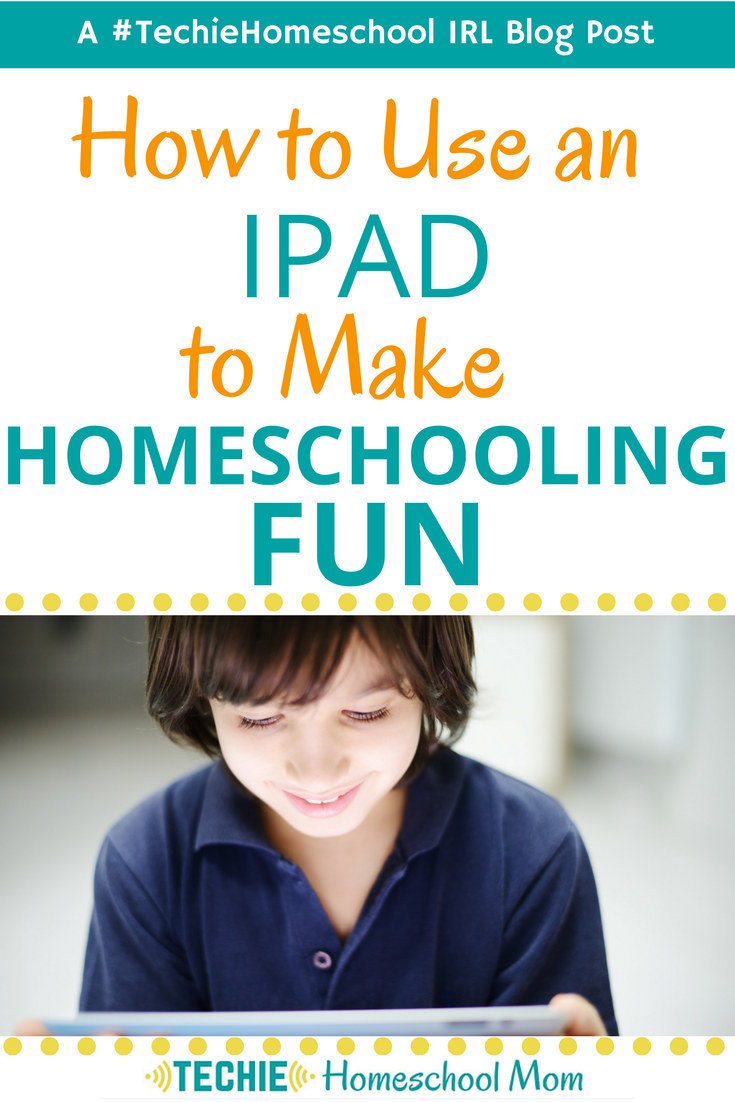You can't go wrong with using an iPad for homeschooling. Discover key iPad features and apps that make home education fun for the kids (and easier for parents).