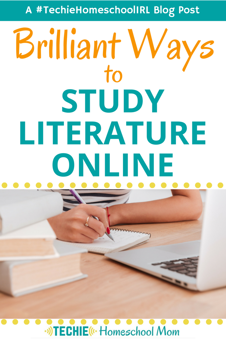 Brilliant Ways to Study Literature Online