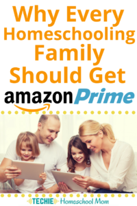Amazon Prime can be a valuable asset in your homeschooling arsenal. Discover the many benefits that help with home education.