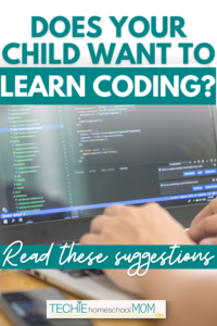 What a great article about different ways kids can learn to code. Coding is foreign to lots of us digital immigrants, but it seems kids want to learn programming and coding. Lots of good ideas here!