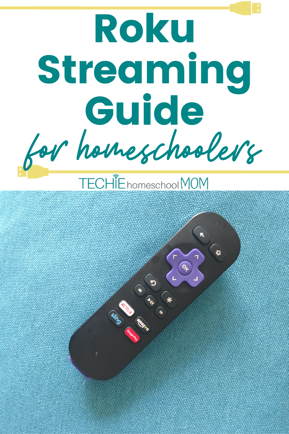 I love how easy it is to find good quality videos to supplement our homeschooling. With a Roku, I can access thousands of channels. Read this article to learn why you should use a Roku streaming device for your family's home education.
