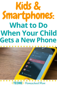 So, it's time to get your child a smartphone. Now what? Check out this mom advice on how to establish guidelines for usage, plus set up the phone so your kids stay safe.