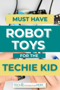 Are your kids crazy for robots? Check out this list of the best robot toys and kits.