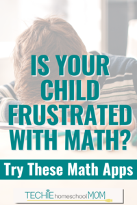 My kids always want to play on my phone, so at least I can make it educational, right? I'm going to load on some of these math apps for kids.