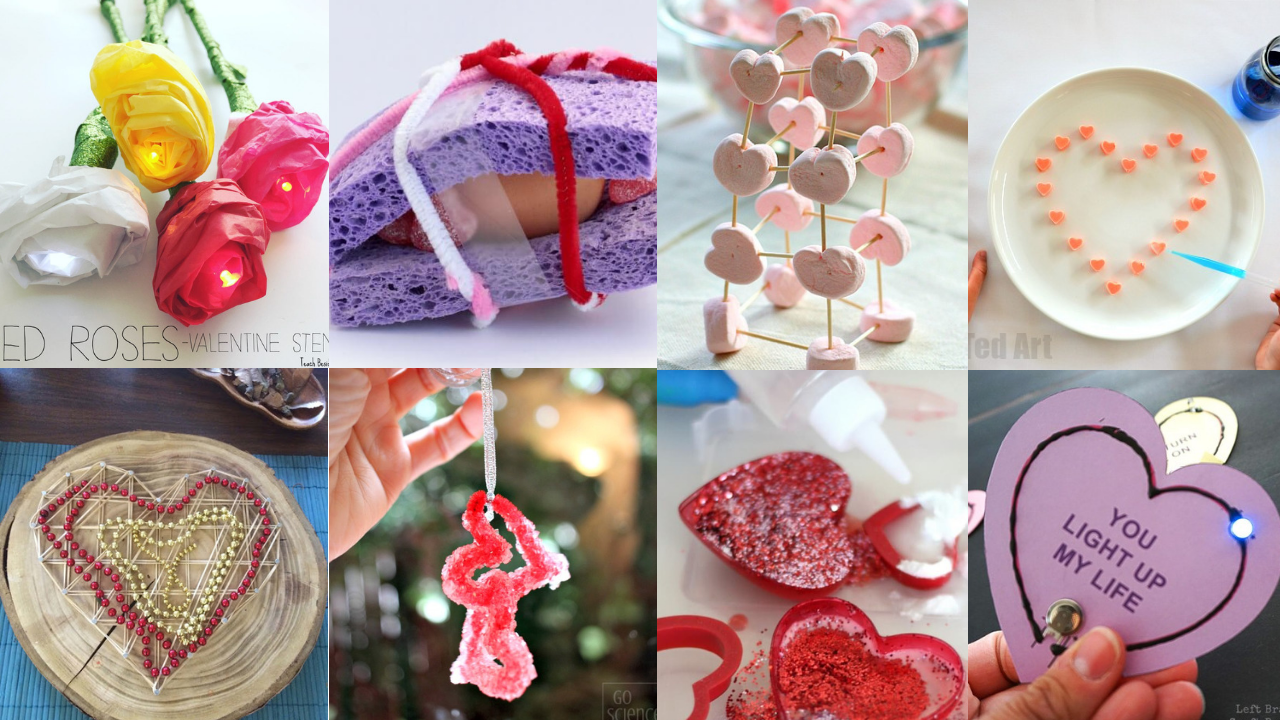 Valentine S Day Stem Projects Your Kids Will Love Techie Homeschool Mom